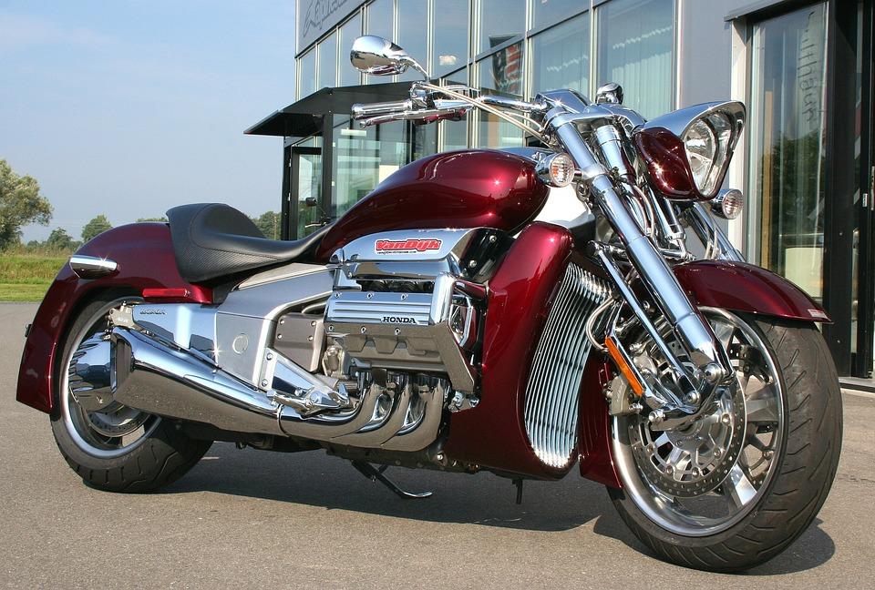 Foto Gratis Motocicleta Moto Honda Imagen