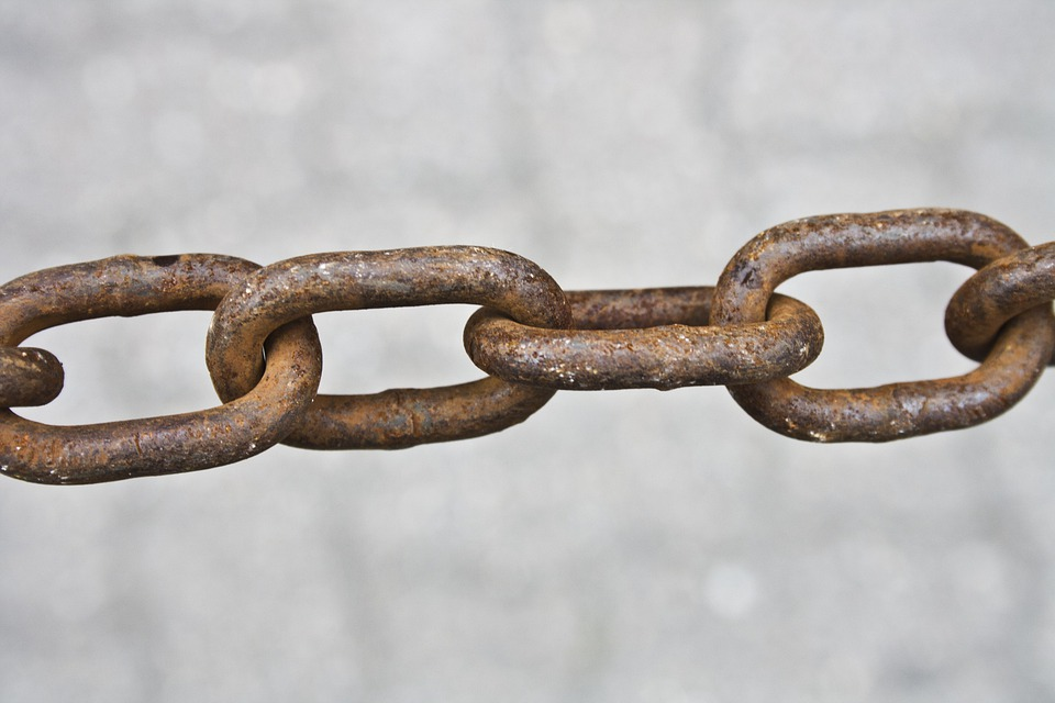 Free Photo Chain Chain Links Chains Metal Free Image