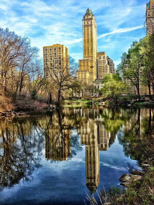 Central Park New York City · Free Photo On Pixabay