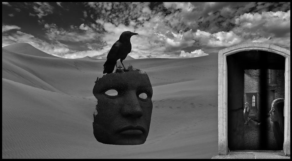 Surreal Death Desert Free Image On Pixabay