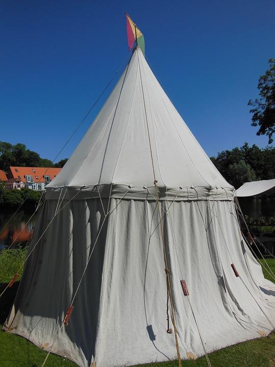 medieval market tent crafts medieval market linen & Free photo: Medieval Market Tent Crafts - Free Image on Pixabay ...
