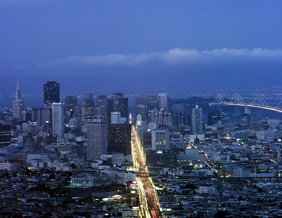 Photo Gratuite San Francisco Californie Ville Image Gratuite Sur Pixabay 143984
