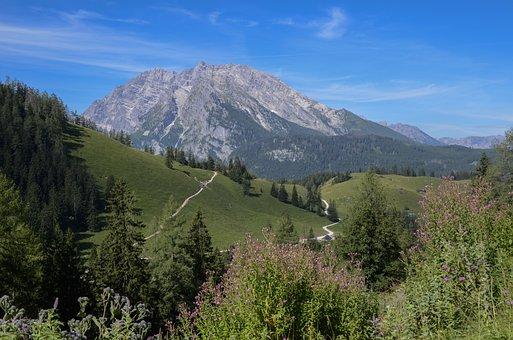 11 tolle Reiseziele in Oberbayern - Nationalpark Berchtesgadener Land - Watzmann