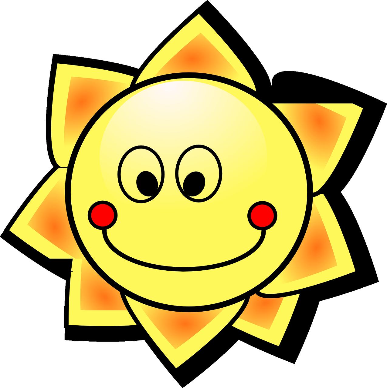 Matahari Tenaga Surya Sinar Gambar Vektor Gratis Di Pixabay