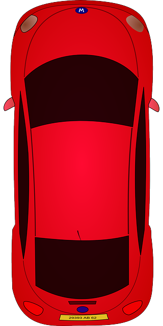 Car Vehicle Red 183 Free Vector Graphic On Pixabay
