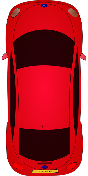 Free Vector Graphic Car Vehicle Red Racing Game Free Image