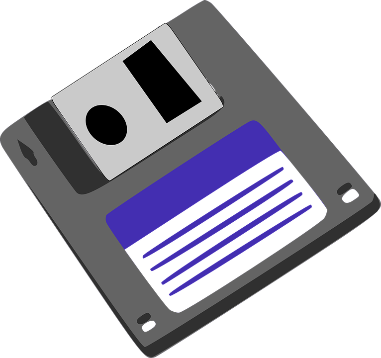 disk computer disc free vector graphic on pixabay