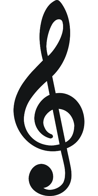musical note treble  u00b7 free vector graphic on pixabay