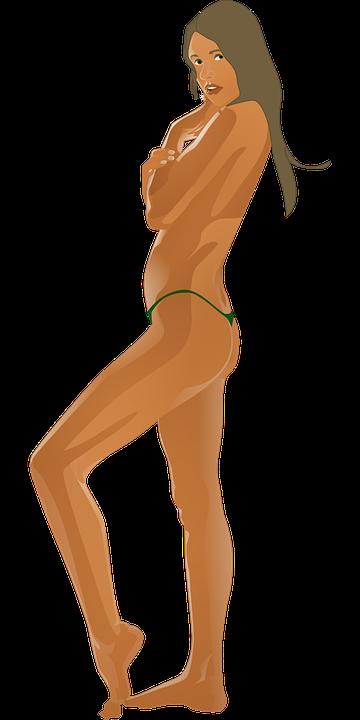 Nacktmädchen kostenlos Bild