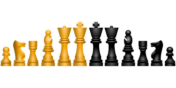 Chess Figures Game Play Strategy Chess Gam