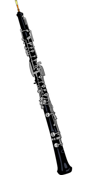 image vectorielle gratuite clarinette musique instrument image gratuite sur pixabay 145175