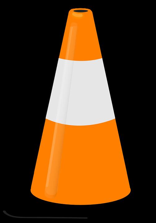 Free vector graphic: Cone, Pylon, Safety, Traffic - Free ...