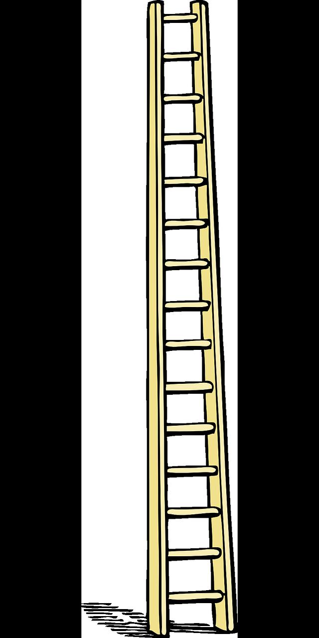 Открытку объемные, лестница картинки для детей