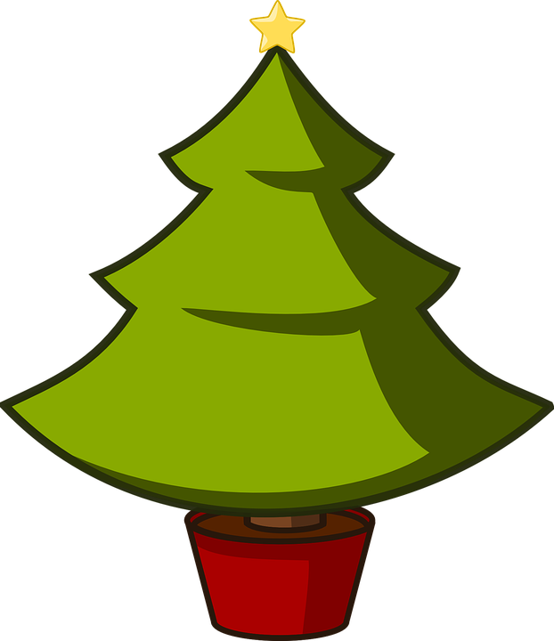 Christmas Tree Pictures free vector graphic: christmas, tree, holiday, xmas - free image