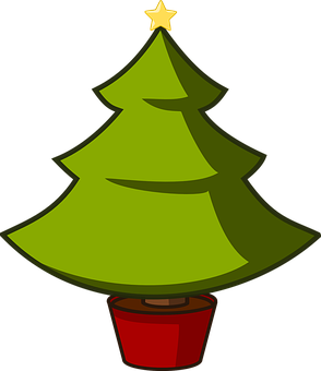 Christmas Tree Vector.300 Free Christmas Tree Christmas Vectors Pixabay