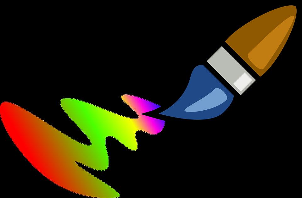 Lápiz Pincel Color · Gráficos vectoriales gratis en Pixabay