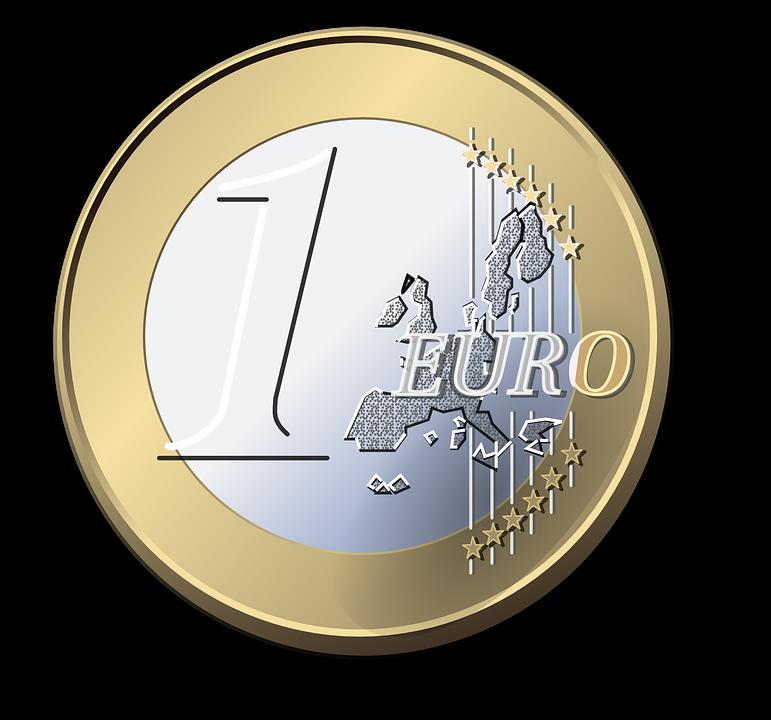 Del Euro, Moneda, Europa, Dinero, La Riqueza, Negocio