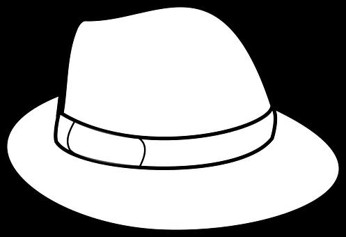 Раскраски шляпки