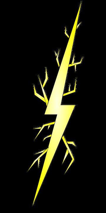 Lightning Bolt Yellow Vpn