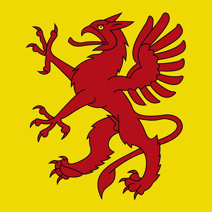 dragon crte drapeau suisse griffin la mythologie