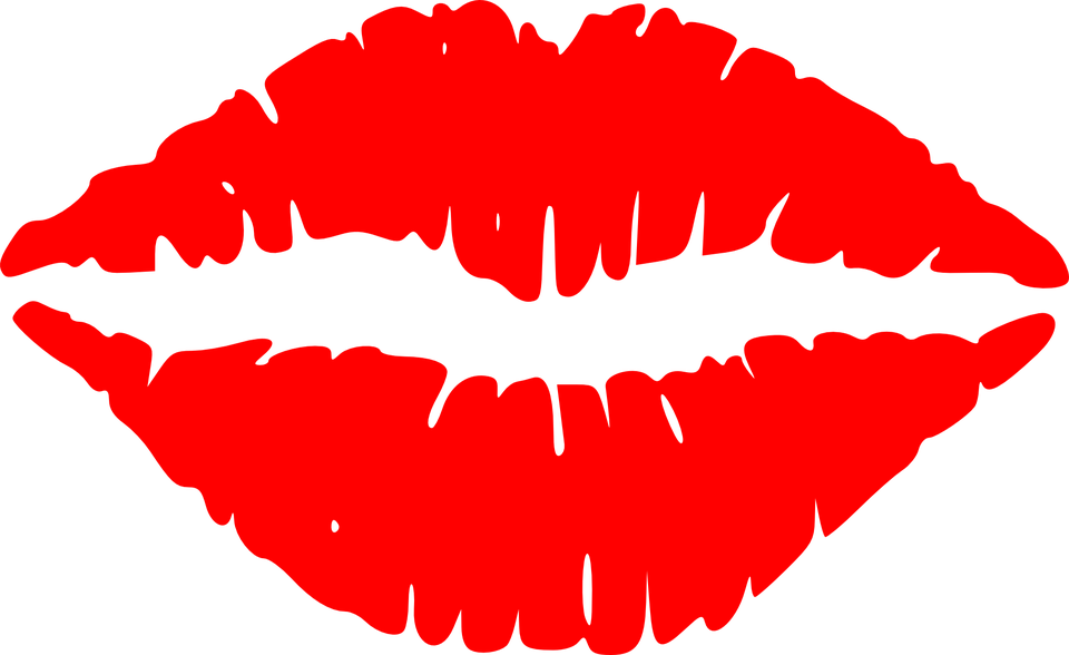 Free Vector Graphic Lips, Mouth, Speak, Kiss, Lipstick -1425