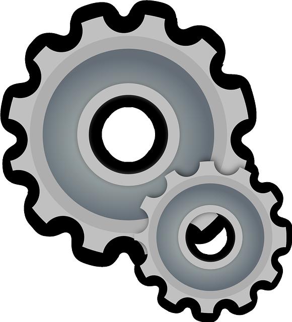 free vector graphic  cogwheel  gear  gearwheel  cog