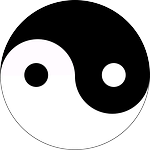 yin and yang, balance, symbol
