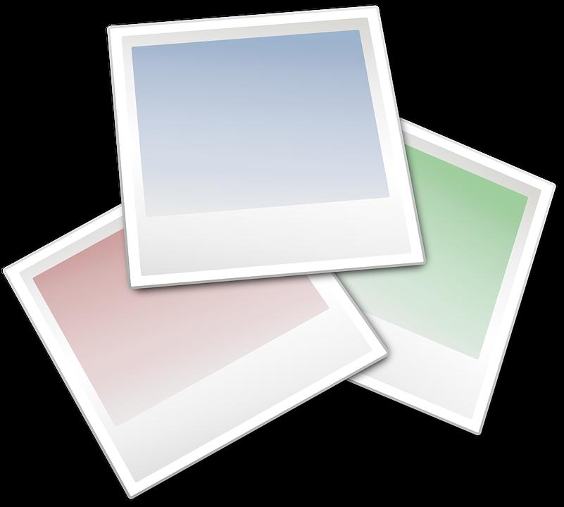 slide polaroid sheets free vector graphic on pixabay