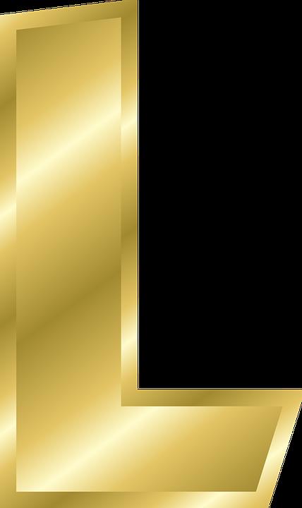 Image vectorielle gratuite lettre l lettre majuscule - Lettre alphabet majuscule ...