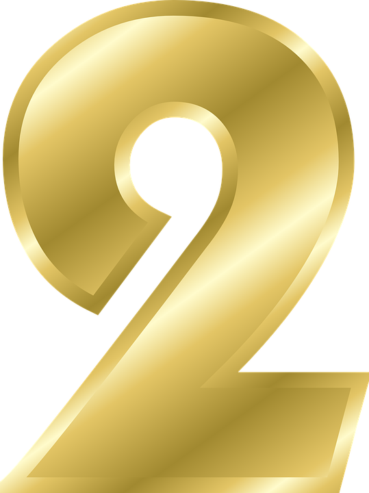 number 2 alphabet free vector graphic on pixabay