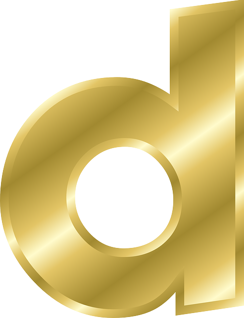 Letter D Lowercase Free Vector Graphic On Pixabay