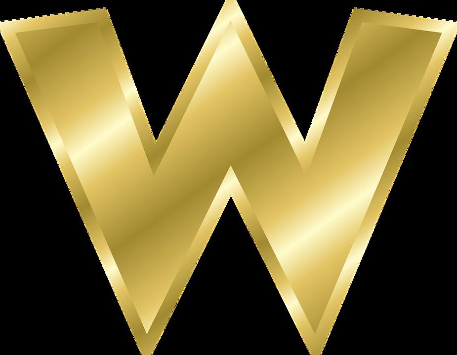 Skrivelse W Gemener Gratis Vektorgrafik Pa Pixabay
