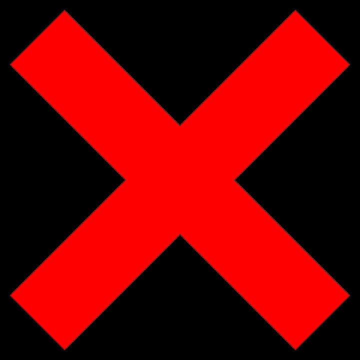 中止, 削除, なし, キャンセル, ロック, ブロック, 禁止, 拒否, アイコンを, エラー, 赤
