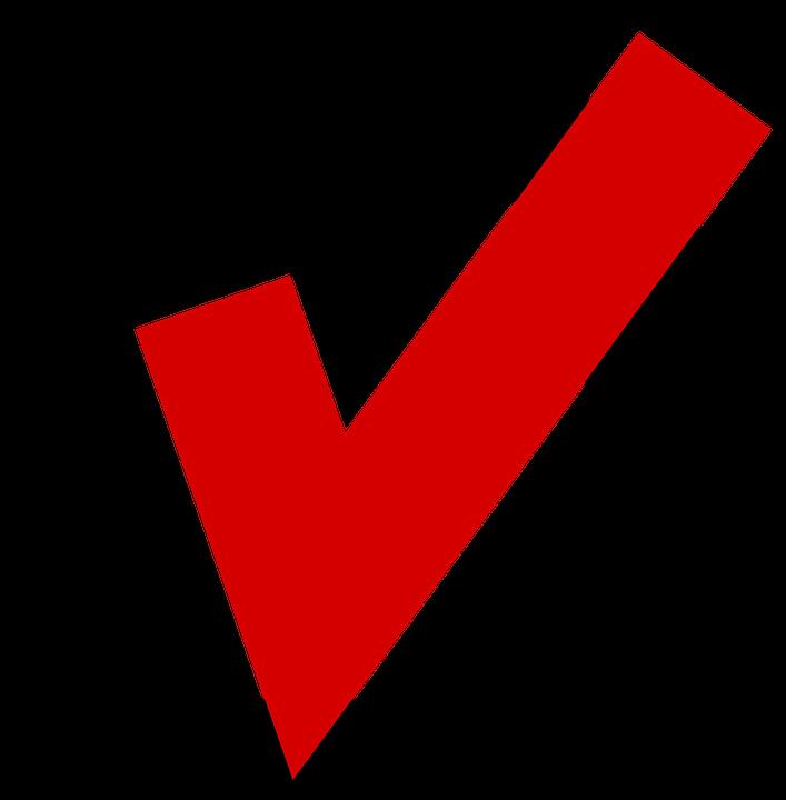 check tick box free vector graphic on pixabay rh pixabay com free clipart checkbox Small Check Box