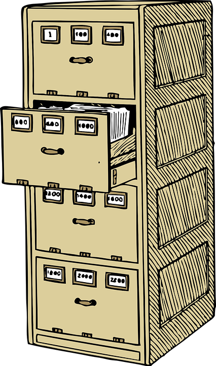 file cabinet office equipment free vector graphic on pixabay
