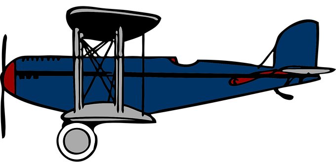 biplane images pixabay download free pictures rh pixabay com Free Clip Art of Cartoon Airplane with Banner Free Clip Art of Cartoon Airplane with Banner