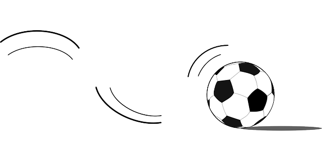 Soccer Football Ball 183 Free Vector Graphic On Pixabay
