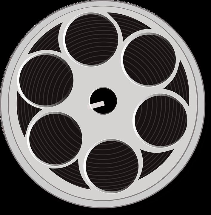 Film Reel Cinema Free Vector Graphic On Pixabay