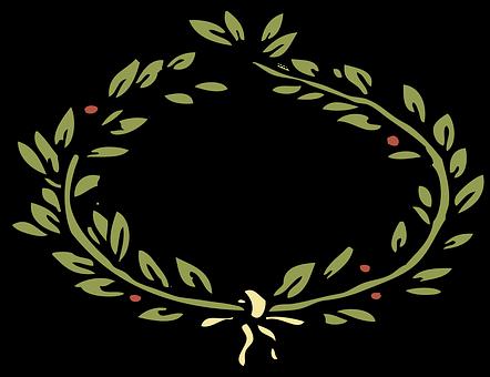 Laurel, Crown, Roman, Award, Winner