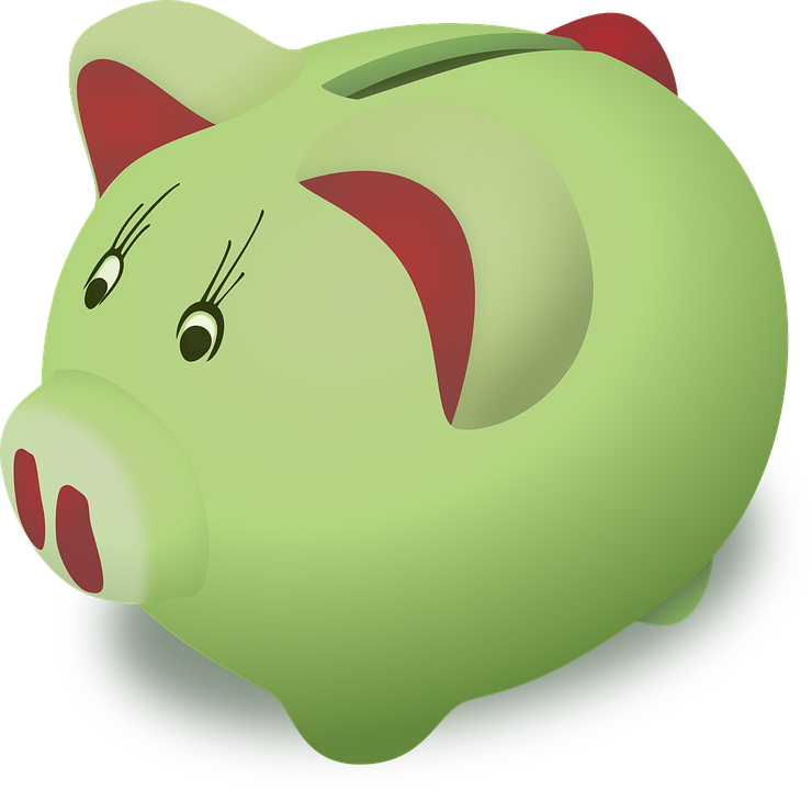 No Money Png >> Free vector graphic: Piggy Bank, Penny Bank, Money Box - Free Image on Pixabay - 146311
