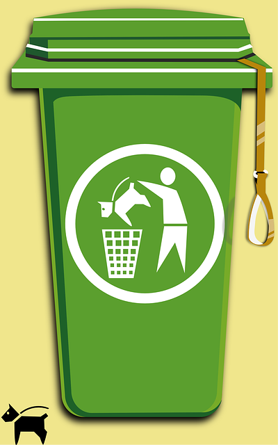 dog trash can free vector graphic on pixabay dog trash can free vector graphic on