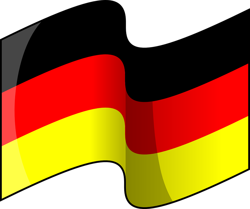 deutsch flagge deutschland kostenlose vektorgrafik auf pixabay. Black Bedroom Furniture Sets. Home Design Ideas