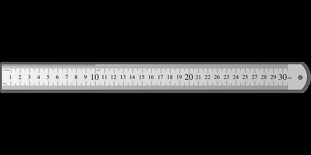 righello misura lunghezza grafica vettoriale gratuita su pixabay. Black Bedroom Furniture Sets. Home Design Ideas