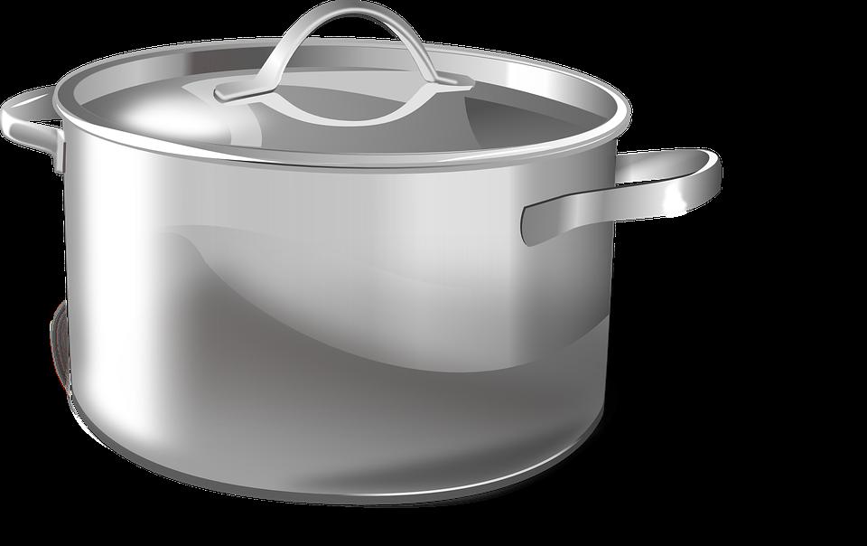 Image vectorielle gratuite la marmite casserole pot for Cacerolas industriales