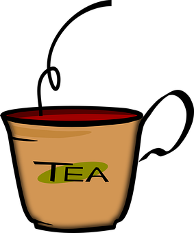 View Tea Vector Art Free