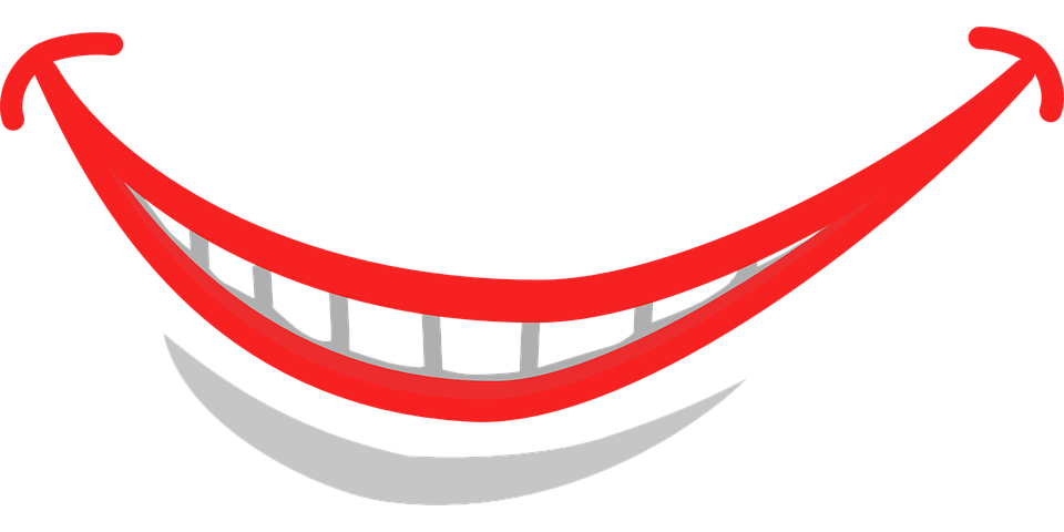 Grinning Laughing Face · Free vector graphic on Pixabay