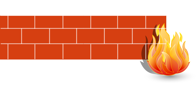 Firewall Fire Brick 183 Free Vector Graphic On Pixabay
