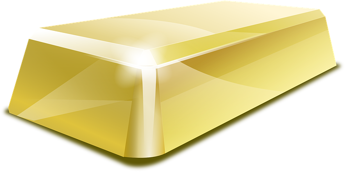 Gold Bar, Bullion, Gold Bullion
