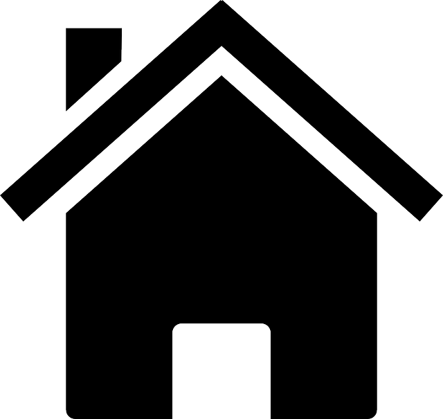 Home House Silhouette · Free vector graphic on Pixabay House Graphic Png