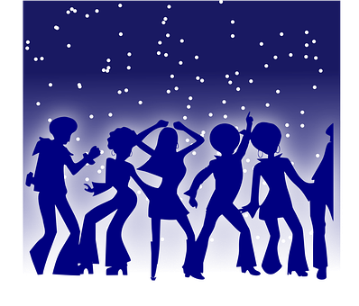 Party, Dancing, Dancer, Disco, Seventies